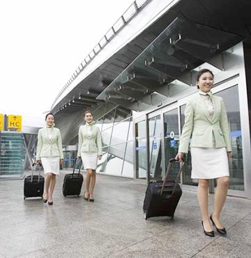 항공서비스과 소개 이미지