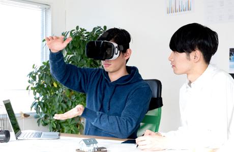 VR게임콘텐츠과 사진