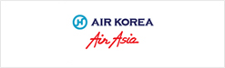 Air korea air asia